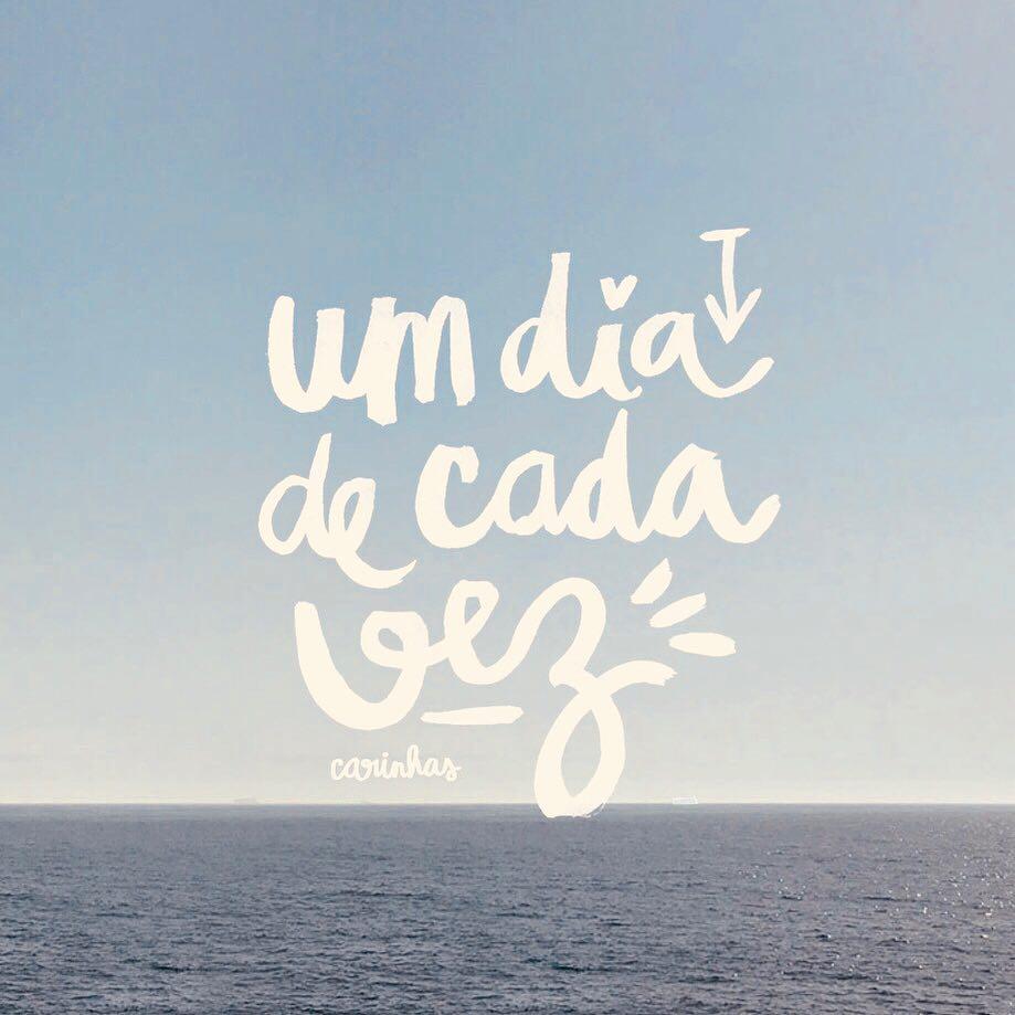 um dia de cada vez Elídio Almeida psicólogo em Salvador Bahia